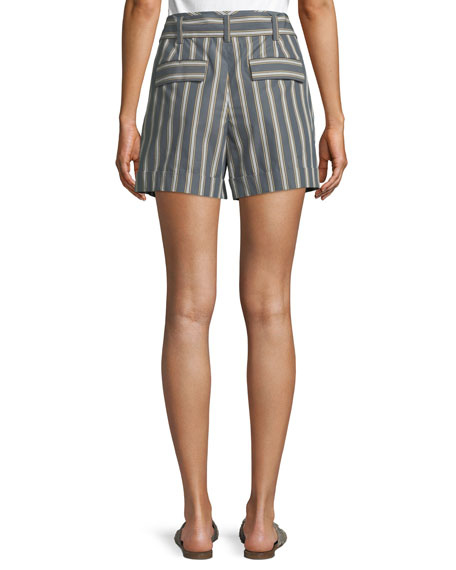 Greenpoint Belvedere Stripe City Shorts