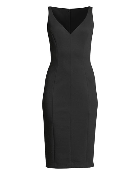 Reanna Sleeveless Sheath Dress