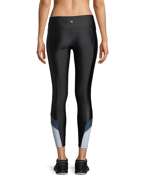 Wyatt Colorblock Performance Leggings