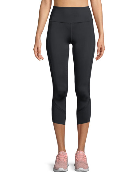 Breathelux Cropped Performance Leggings