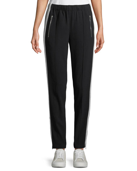 Rag & Bone Milo Side-Stripe Track Pants
