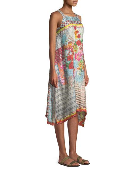 Lomi Sleeveless Tank Dress