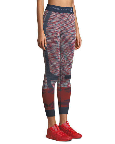 Seamless Space-Dye Yoga Tights