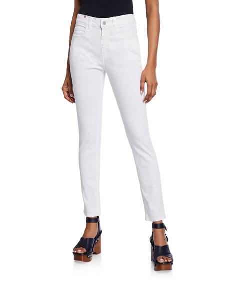 Atelier Notify Bamboo Skinny High-Waist Jeans