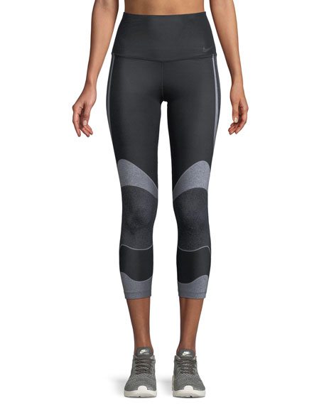 Nike Power Cropped Training Leggings