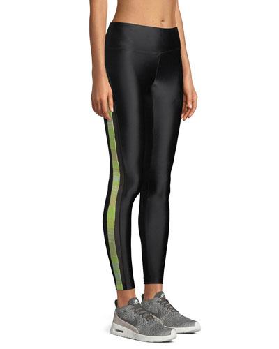 Tide Side-Stripe Performance Leggings