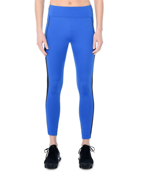 Alfred Mesh Panel Performance Leggings