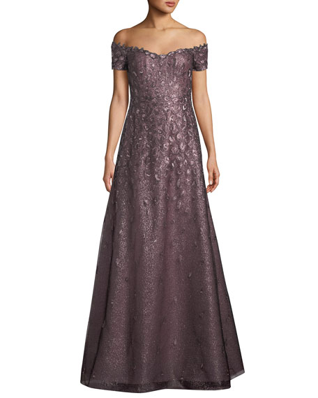 Women s Evening Dresses at Neiman Marcus 6424c8ed4ba3
