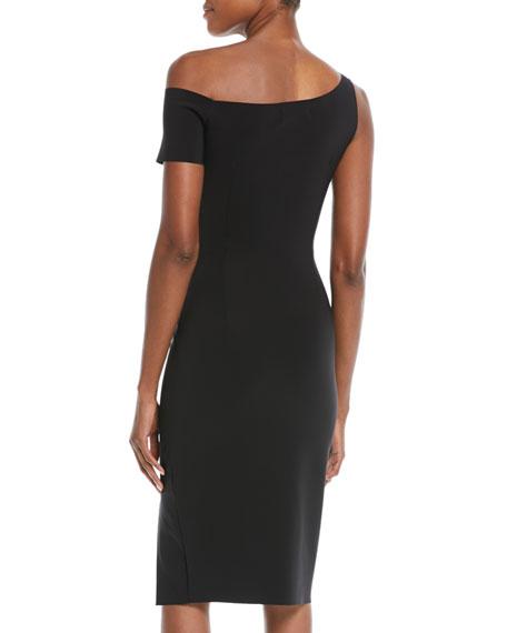 Affie Asymmetric One-Shoulder Dress