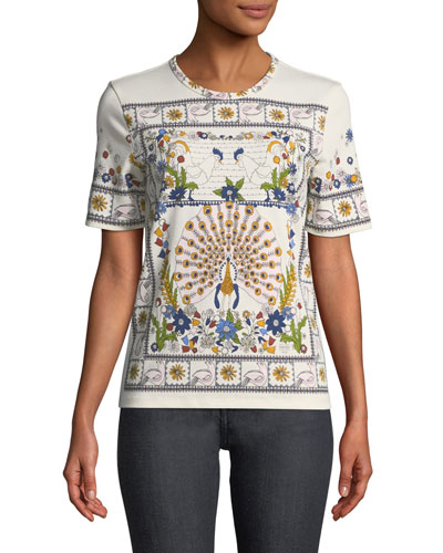 Kerry Meadow Follow Short-Sleeve Tee
