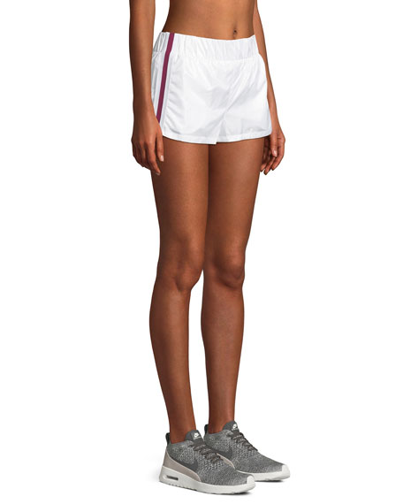 Sway Side-Stripe Activewear Running Shorts