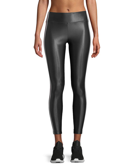 Koral Activewear Trainer High-Rise Side-Stripe Leggings