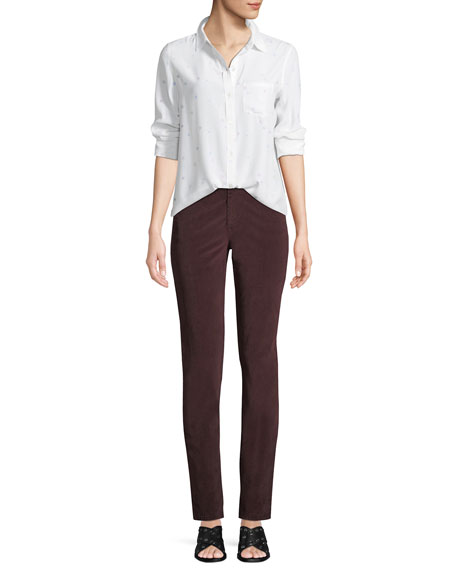 Thompson Corduroy Skinny Jeans