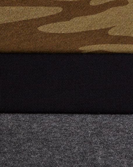 Ollena Embroidered Pullover Hoodie  Sweatshirt