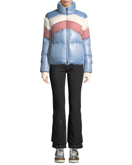 Moncler Grenoble Skinny-Fit Stretch Ski Pants