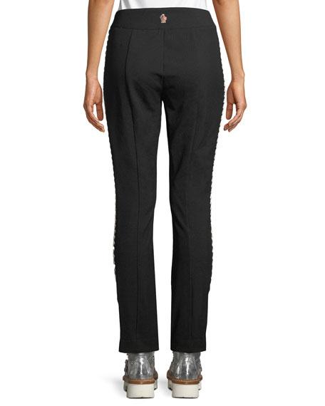 Bourget Pants w/ Contrast Side Details