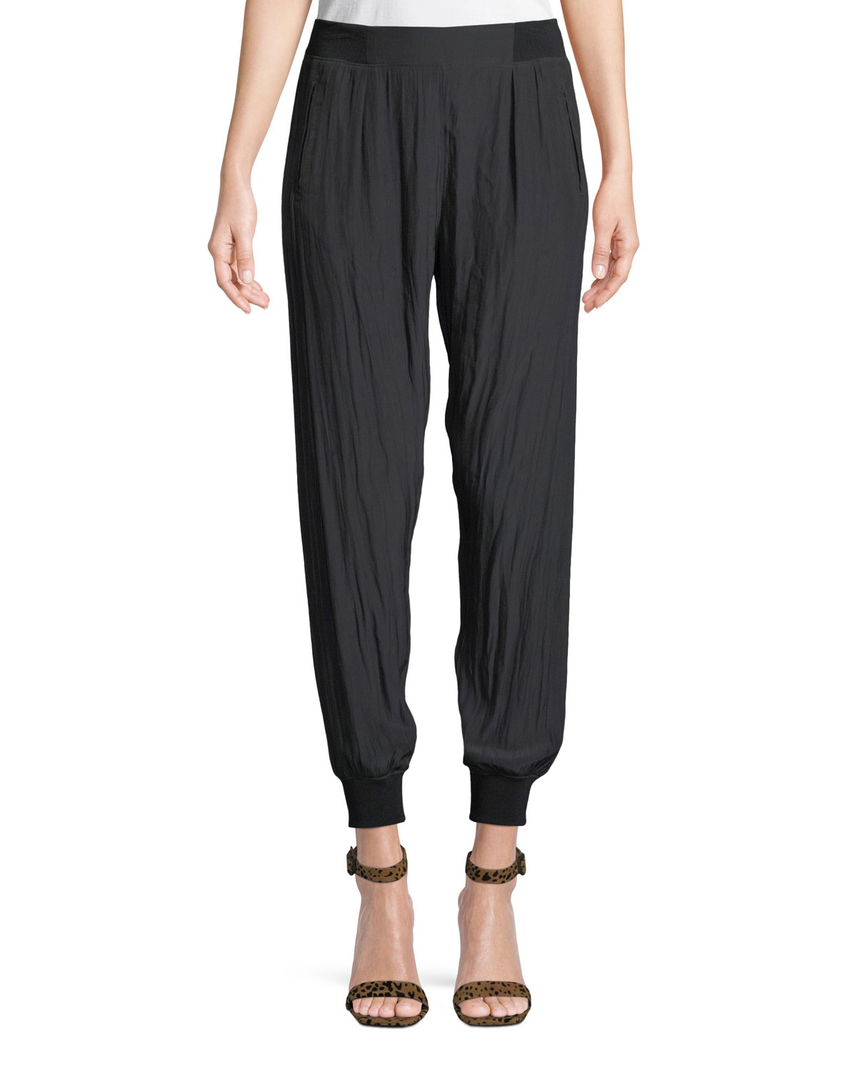 Markie Pull On Jogger Pants by Ramy Brook