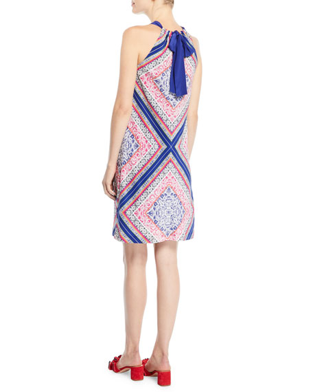 Rancho Halter Dress in Meet Me in Malibu