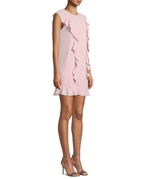 Rutherford Ruffle Mini Dress