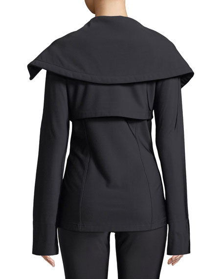 Lady Lugano Zip-Front Jacket