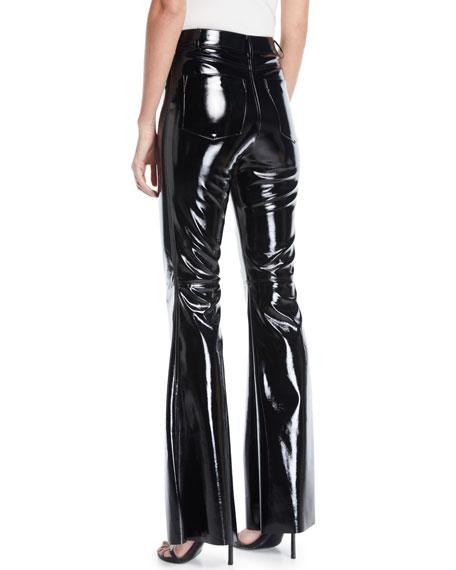 Brent High-Waist Bell Pants