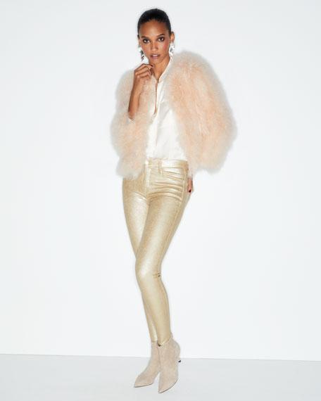 Maria High-Rise Skinny Jeans