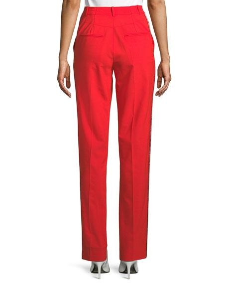 Oman Tux-Stripe Pants