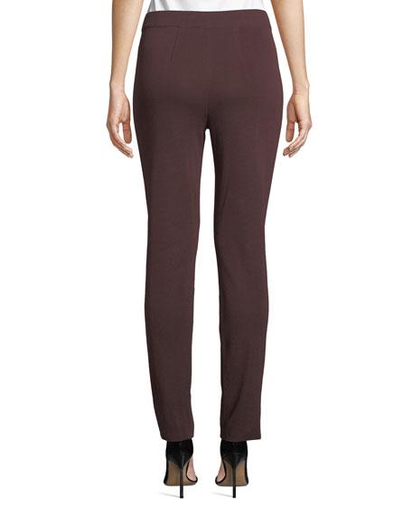 Misook Easy Knit Straight-Leg Pants