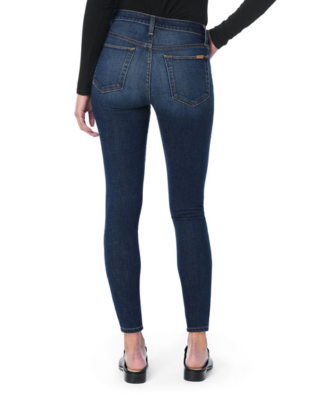 The High Rise Honey Skinny Ankle Jeans