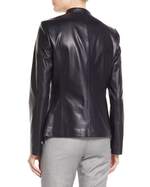 f04950c6635d Leather Jackets & Coats for Women at Neiman Marcus