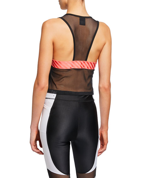 Nike Speed Mesh-Back Running Top