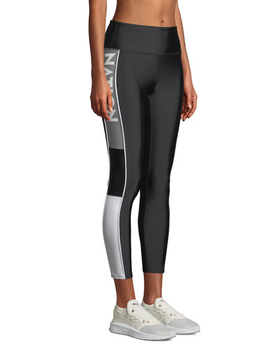 Element High-Rise 7/8 Leggings with Colorblock Sides
