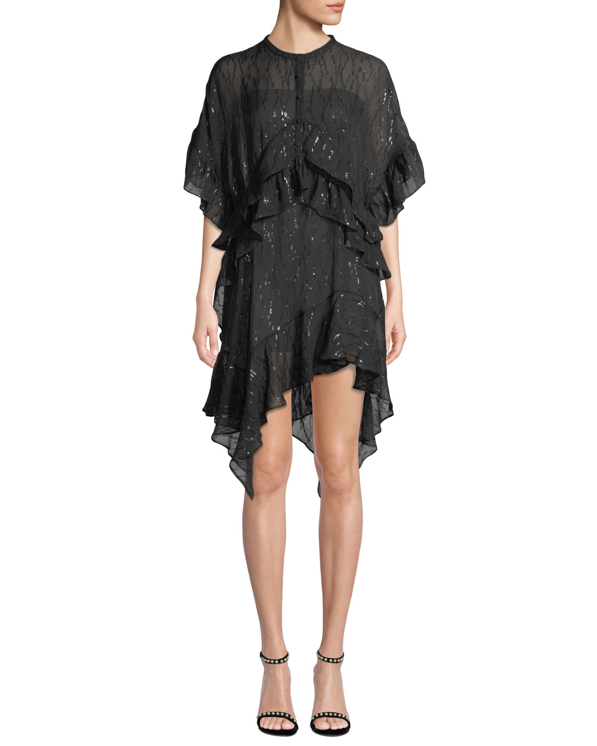 Iro Revolve Ruffle Metallic Asymmetric Dress Neiman Marcus Find revolve furnishings near you in canada cities, provinces and territories. revolve ruffle metallic asymmetric dress