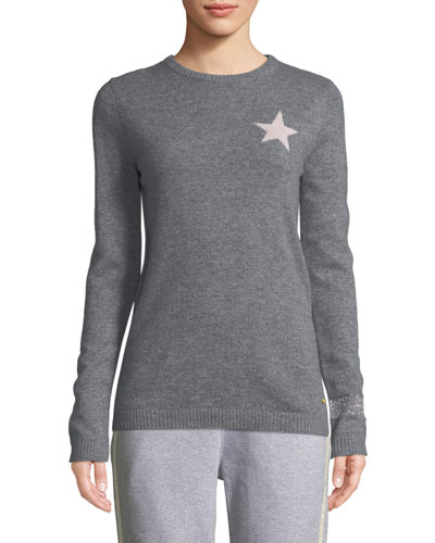 Billie Star Cashmere Sweater