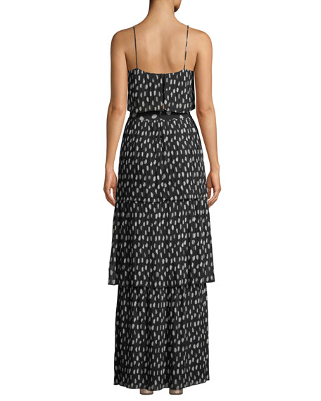 Fame and Partners The Romero Two-Piece Crop Top & Skirt Set