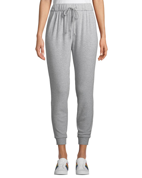 Cupcakes and Cashmere Deano Drawstring Knit Jogger Pants