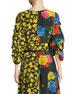 Alice + Olivia Dominica Reversible Tuck-Sleeve Wrap Top