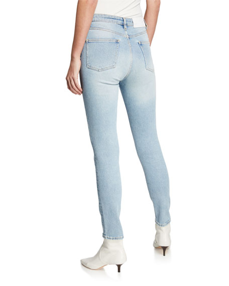 Iro Gaety Ankle Skinny Button Fly Jeans