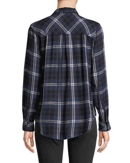 Rails Hunter Plaid Button-Front Shirt