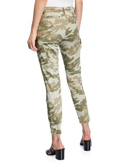 ATM Anthony Thomas Melillo Slim-Fit Camo Cargo Pants