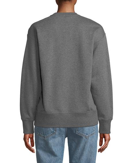 Kenzo Dragon Tiger Logo Crewneck Pullover Sweatshirt