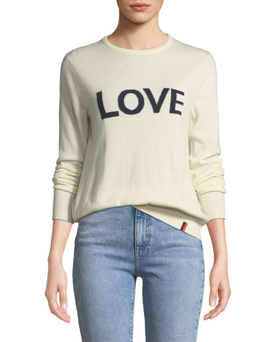 The Love Cashmere Pullover Sweater