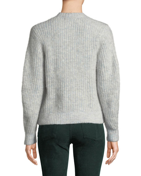 Image 2 of 3: Jonie Crewneck Pullover Sweater