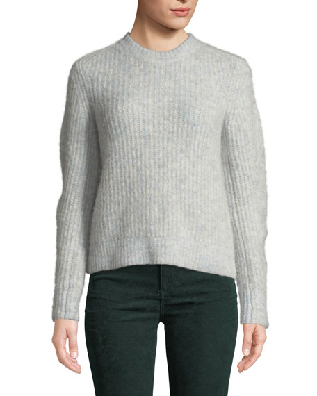 Image 3 of 3: Jonie Crewneck Pullover Sweater