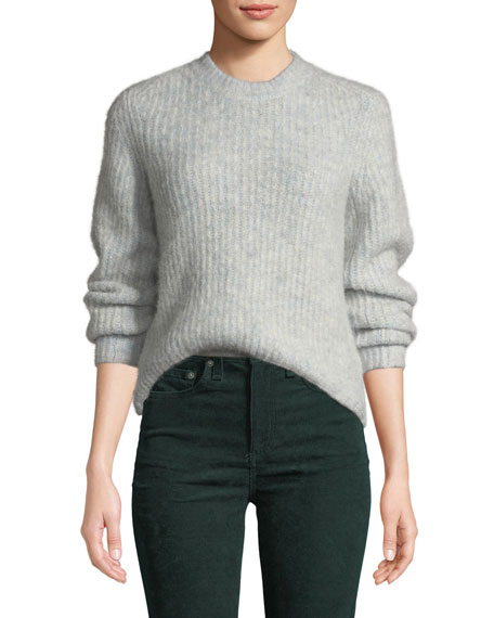 Image 1 of 3: Jonie Crewneck Pullover Sweater