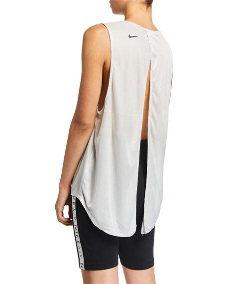 Nike Training Tech Pack Split-Back Top