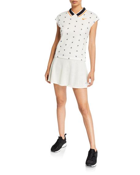 Nike Nikecourt Tennis Skirt w/ Shorts