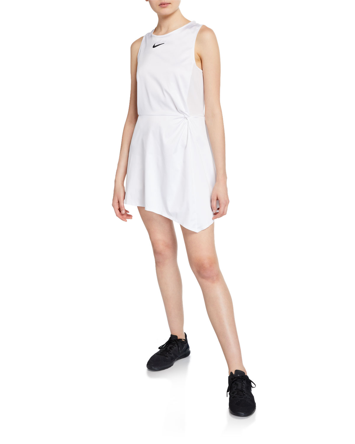 Nike x Maria Sharapova NikeCourt Sleeveless Cutout Tennis Dress
