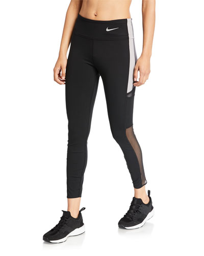 All-In Lux 7/8 Tights with Pockets