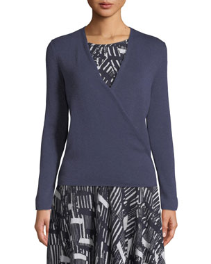 76b8b8b45d3 Designer Sweaters for Women at Neiman Marcus
